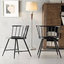 truman low back windsor classic dining chair set of 2 by inspire q modern low back dining chairs a43