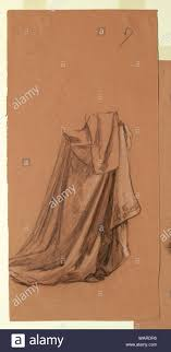 Drapery Drawing Drawing Drapery Study For Oil Painting Wedding