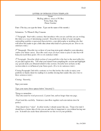 letter template of introduction inspirationa 4 self introduction email to client sle