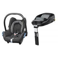 cabriofix baby car seat bundle familyfix isofix base bundle black diamond