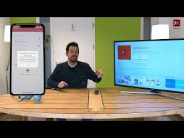 ipad on a samsung tv screen