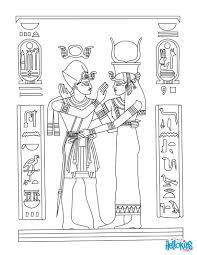 Small Picture ANCIENT EGYPT PAPYRUS online coloring page Egypte desssins