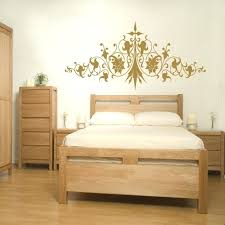 gold wall stickers gold flower swirl wall sticker on a bedroom room wall rose gold circle
