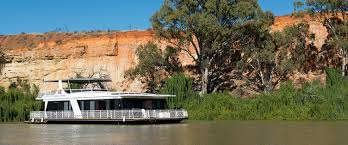 Small Picture Riverland Houseboat Hire Murray River Houseboats Luxury
