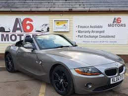 Coupe Series 2004 bmw roadster : Used 2004 BMW Z4 2.2 i SE Roadster 2dr for sale in Bedfordshire ...