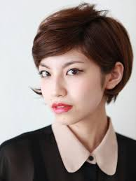 Choose short hairstyles that fits together with your hair's model. 26 Top Concept Short Layered Haircut Tucked Behind Ears