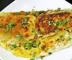 bread omelette marathi recipe