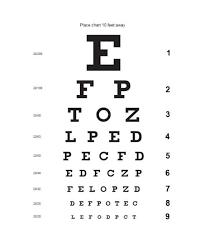 Printable Snellen Eye Chart Pdf Download Them Or Print