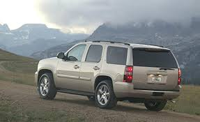 2007 Chevrolet Tahoe Specs and Photos   StrongAuto
