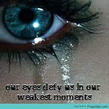 tears blue sadness depression eyes eye scary broken brokenheart ... via Relatably.com