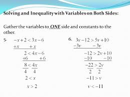 solving equations with variables on both sides worksheet answers 2 worksheet works solving multi step equations variables