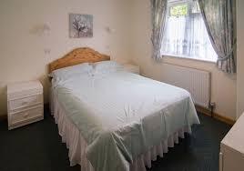 Berth  Bedroom Detached Bungalow Fort Spinney - Double bedroom