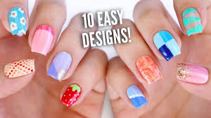 Nail Art Designs Simple Nail Art Design - Nail Arts and Nail ...