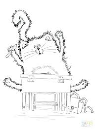 Pete The Cat Coloring The Cat Coloring Pages Free Thanksgiving E
