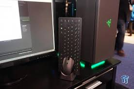 The Razer Turret Brings PC Gaming Into The Living Room Cool Living Room Pc
