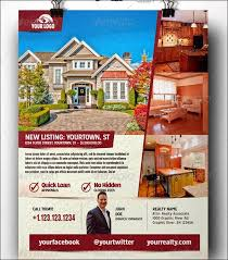realtor flyers templates 100 free real estate flyer psd templates download
