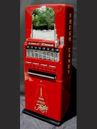 Old Candy Vending Machine Delectable Vintage Appliance Company Candy Dispenser 48 Best Old Vending