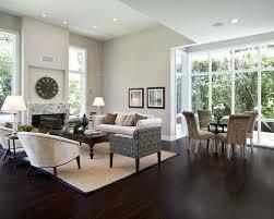 dark wood floors living room