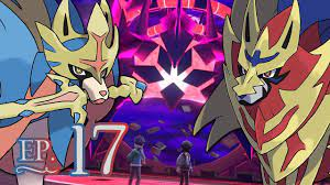 Let's Play Pokémon: Sword & Shield - Part 17 - ETERNAMAX ETERNATUS - YouTube
