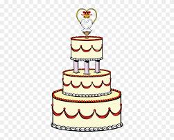 blue wedding cake clipart. Brilliant Wedding Blue Wedding Cake Clip Art  Clipart And G