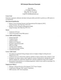 resme summaries for human resources analyst positions resume human resources resume examples human resource career skills and resume sample