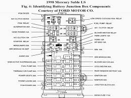1998 mercury sable ls ignition wiring diagram trusted wiring Points Ignition Wiring Diagram at Ignition Wiring Diagram For Sable