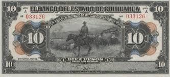 Resultado de imagen para pancho villa moneda