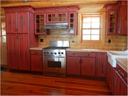 Red Country Kitchen Cabinets Kitchen Marvelous Red Kitchen Cabinets Ideas 250 And Red Kitchen