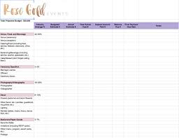 Budget Online 6 Online Wedding Budget Planners That Will Help You Save