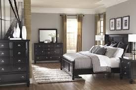 image of awesome black bedroom furniture sets