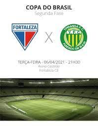 Fortaleza x Ypiranga-RS: veja onde assistir, escalações, desfalques e  arbitragem   copa do brasil
