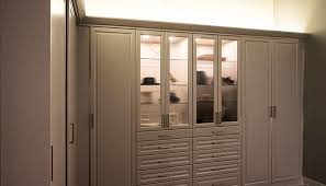 led closet lighting. New LED Lighting For Closets And Cabinets Makes A Dramatic Ststement At Night Led Closet
