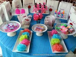 fun party themes for 13 year olds. spa party birthday ideas fun themes for 13 year olds