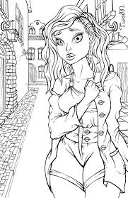 Digital Inking Coloring Pagescolouring Pagesprintable