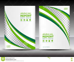 Annual Report Cover Template Business Report Cover Cityesporaco 10