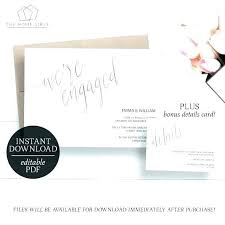 Invitation Cards Template Free Download Customize Engagement Party Invitation Templates Online Invitation