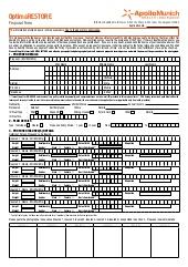 Apollo Munich Optima Restore Premium Chart Pdf Apollo Munich Health Insurance Premium Chart Pdf Www