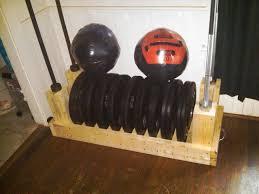 weight plate storage rack diy cosmecol