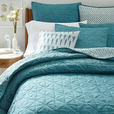 Modern Quilts & Coverlets   west elm & Saved to favorites! Adamdwight.com