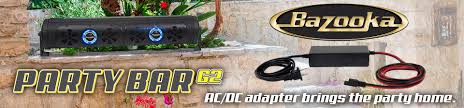 g2 party bar ac dc adapter
