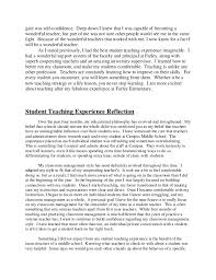 reflective essay on teaching experience math problem paper writers reflective writing university of exeter