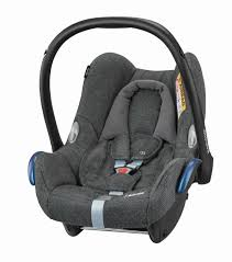 maxi cosi infant car seat cabriofix sparkling grey 2019 large image 1