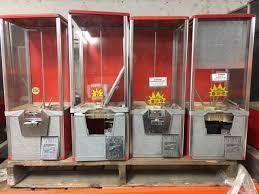 AA Vending Machine Enchanting Northwestern Super 48 48 Capsule Toy Bulk Vending Machine 48 Inch