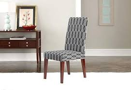 short chair covers canvas dining chair covers stretch banquet slipcovers dining room
