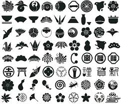 商用ok和風グラフィックスロイヤリティーフリー家紋屋号和風和柄素材集