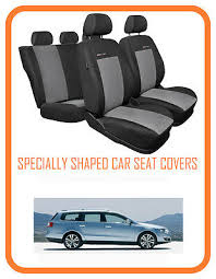 fully tailored seat covers for
