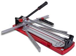 tile cutter 24 inch capacity 16 inch diagonally by rubi made in spain 17907