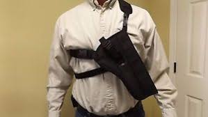 image is loading r l s xl chest shoulder holster smith x frame