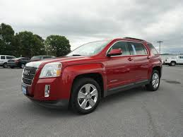 gmc terrain 2014 red.  Red Certified Used 2014 GMC Terrain SLT1 SUV In Kingsport Inside Gmc Red O