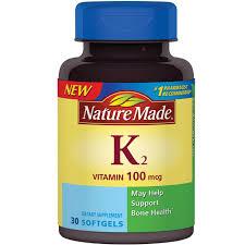 How Do I Get A Product Made Amazoncom Nature Made Vitamin K2 Softgel 100 Mcg 30 Count